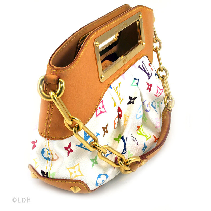Louis Vuitton Multi-Colored Judy (Authentic Pre Owned)