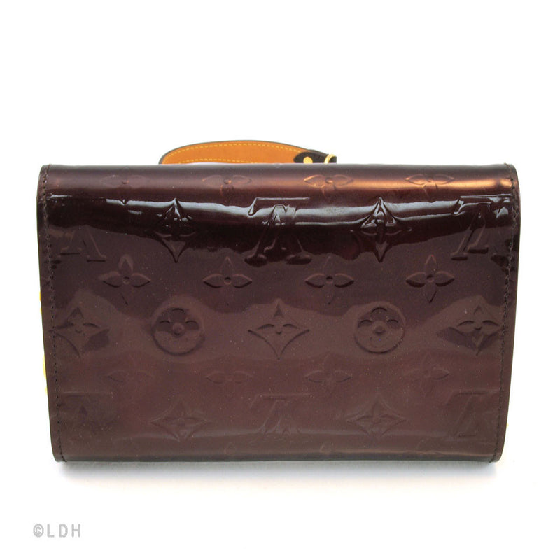 Louis Vuitton Vernis Amarante Bel Air (Authentic Pre Owned)