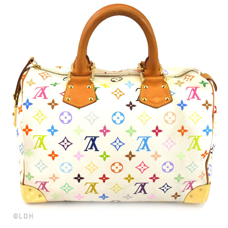 Louis Vuitton Multi-Colored Speedy 30 (Authentic Pre Owned)