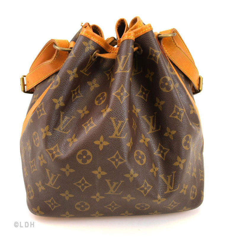 Louis Vuitton Monogram Petit Noe (Authentic Pre Owned)