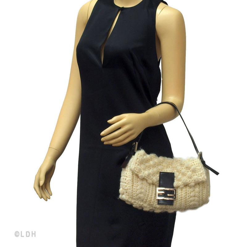 Fendi Knit Shoulder (Authentic Pre Owned)