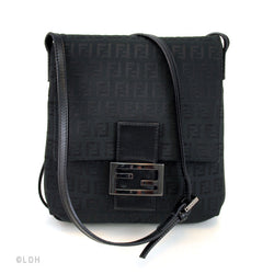 Fendi Zucca Messenger (Authentic Pre Owned)