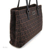 Fendi Zucca Tote (Authentic Pre Owned)