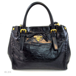 Prada Leather Tote (Authentic Pre Owned)