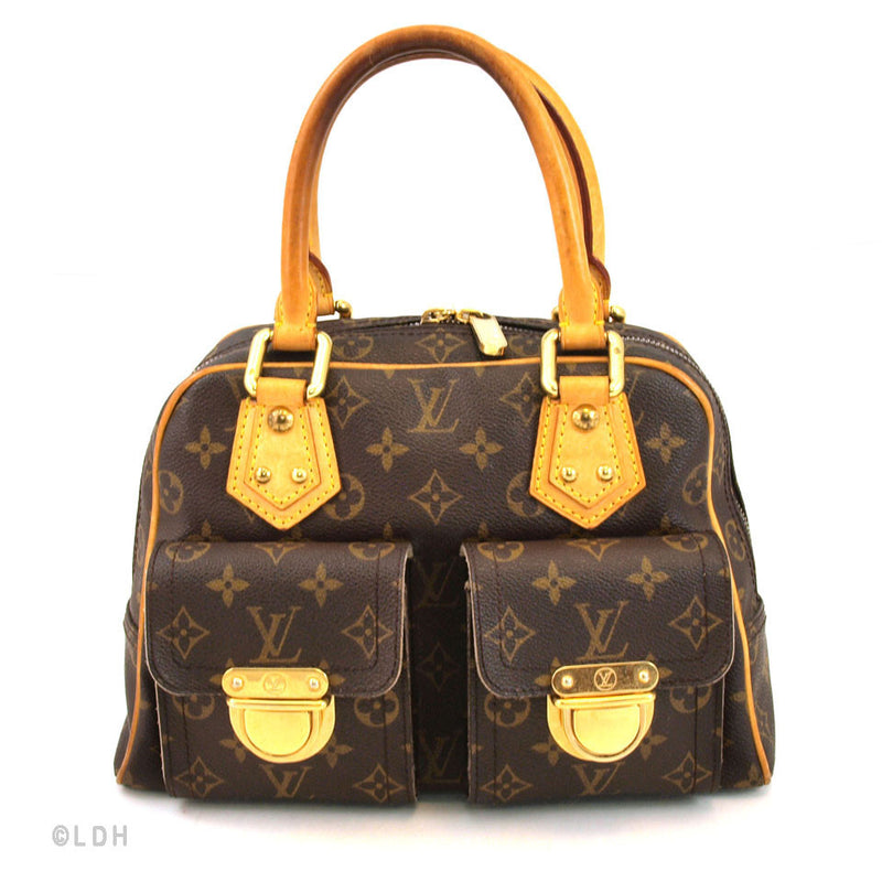Louis Vuitton Manhattan PM (Authentic Pre Owned)