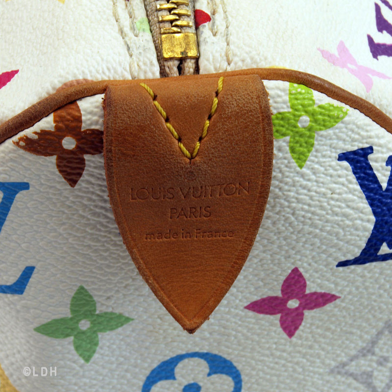 Louis Vuitton Speedy 30 Multicolor (Authentic Pre Owned)