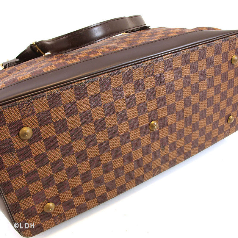 Louis Vuitton West-end Luggage   (Authentic Pre Owned)