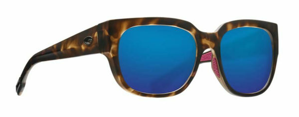Costa Del Mar Blue Mirror Ladies Sunglasses WTW 249 OBMGLP WTW 249 OBMGLP