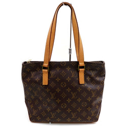 Louis Vuitton Tote Bag Cabaspiano Brown Monogram  (SHC1-17089)
