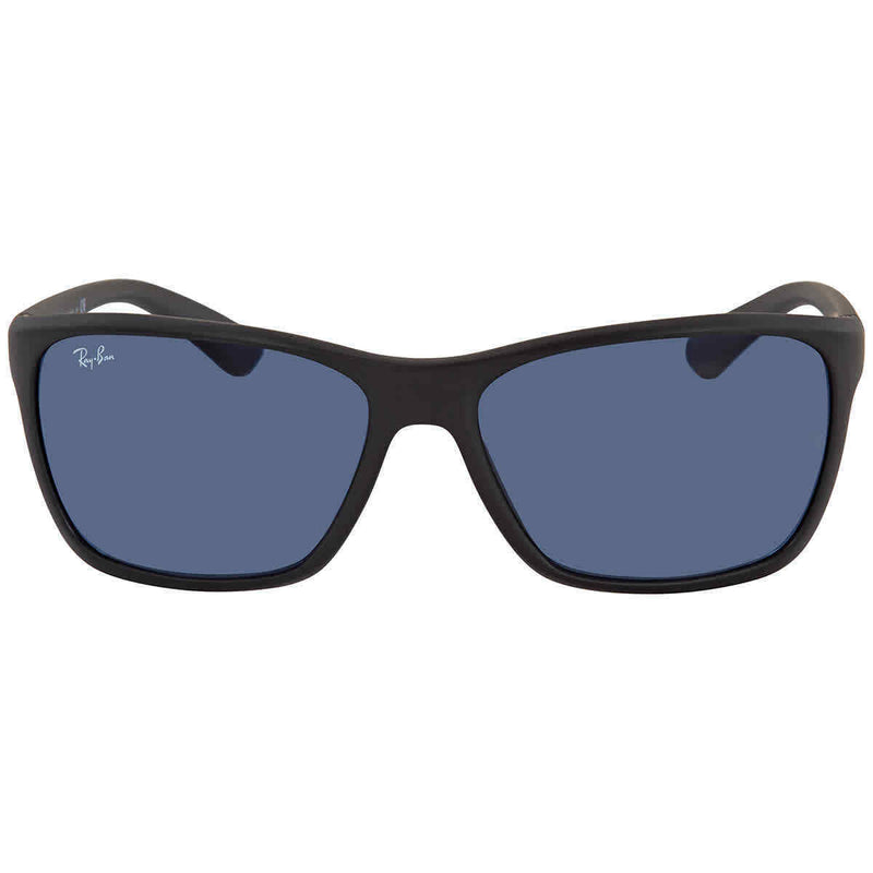 Ray Ban Dark Blue Classic Square Sunglasses RB4331 601S80 61 RB4331 601S80 61