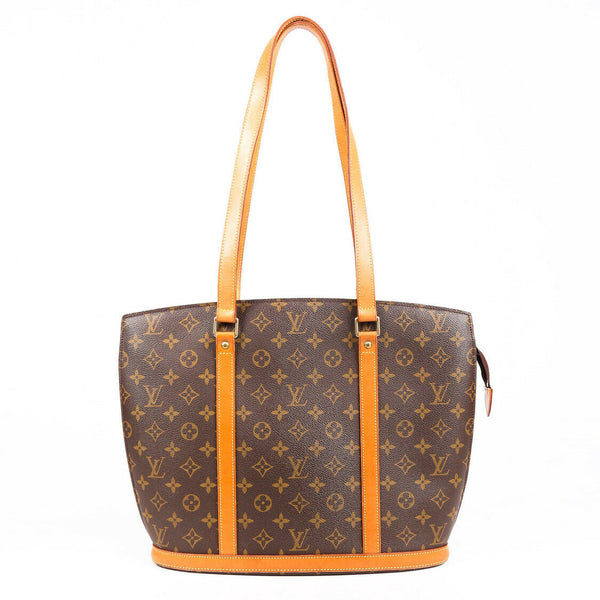 Louis Vuitton Bag Babylone Monogram Coated Canvas Tote