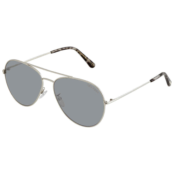 Tom Ford Aviator Unisex Sunglasses FT0636-K 16C 62 FT0636-K 16C 62