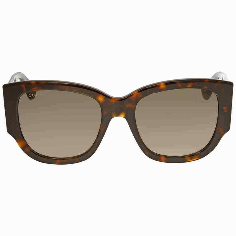 Gucci Brown Gradient Sunglasses GG0276S-002 53 GG0276S-002 53