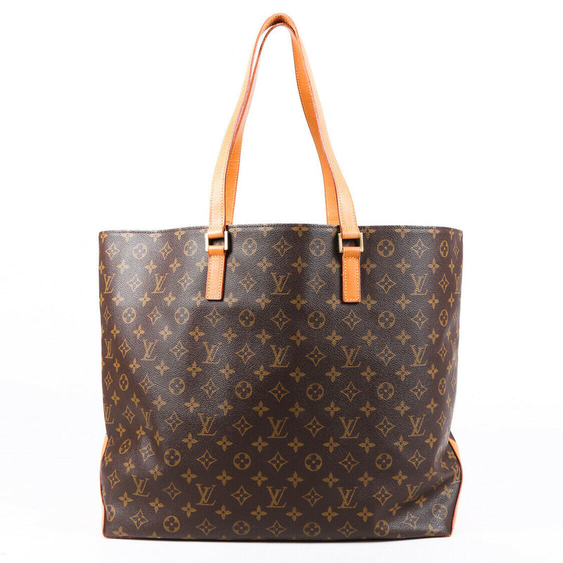 Louis Vuitton Bag Vintage Cabas Alto Monogram Coated Canvas Tote