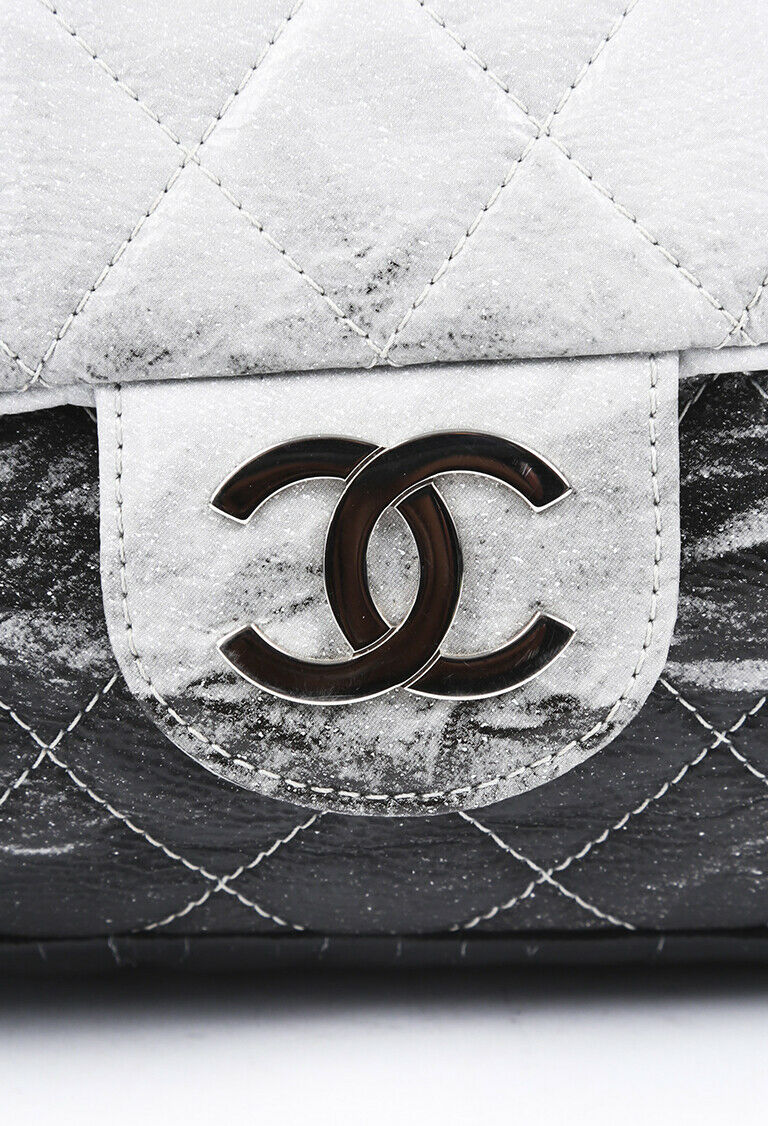 Chanel Melrose Degrade Flap Bag