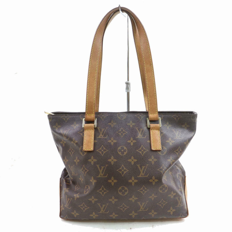 Louis Vuitton Tote Bag Cabas Piano Brown Monogram  (SHC1-16101)