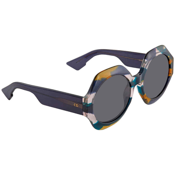 Dior Grey Ladies Sunglasses DIORSPIRIT1 0WEZ 58 DIORSPIRIT1 0WEZ 58