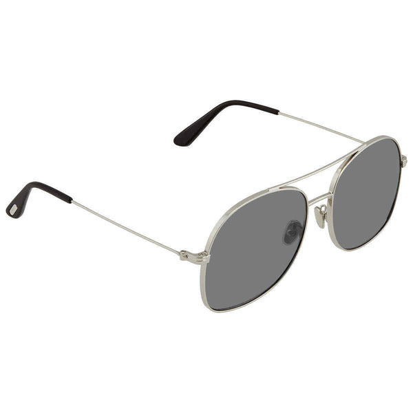 Tom Ford Grey Gradient Unisex Sunglasses FT0758-D16A60 FT0758-D16A60