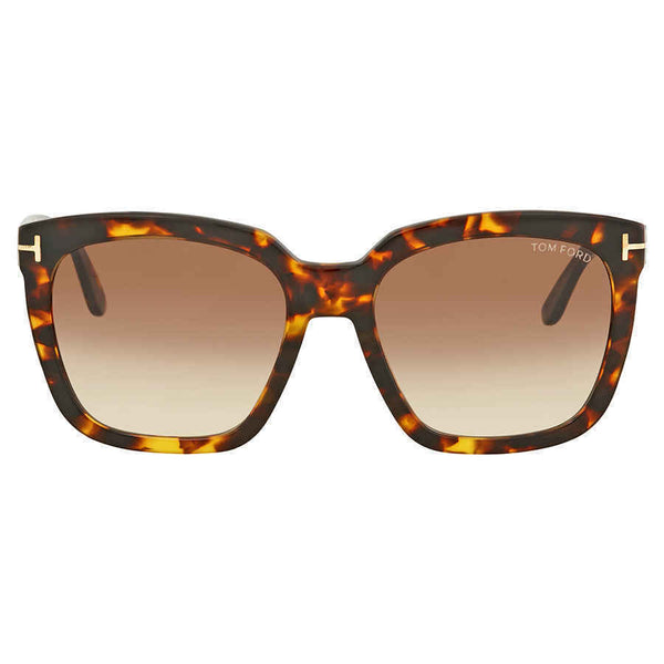 Tom Ford Brown Gradient Sunglasses FT0502 52F FT0502 52F