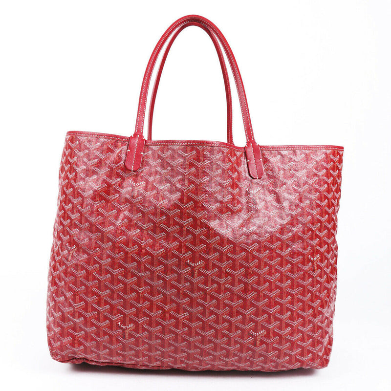 Goyard St. Louis GM Goyardine Tote Bag