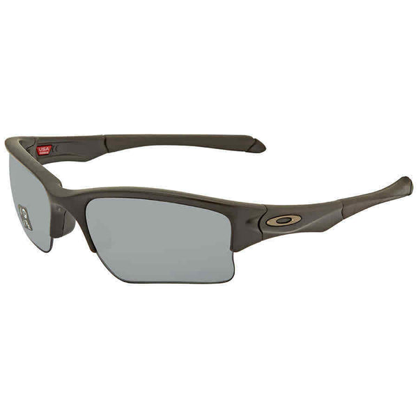 Oakley Quarter Jacket (Youth Fit) Grey Sport Polarized Sunglasses OO9200 920007
