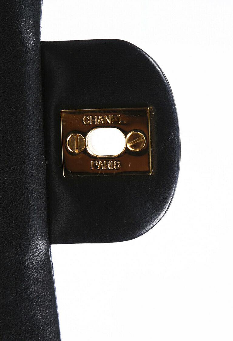 Vintage Chanel Small Classic Double Flap Bag