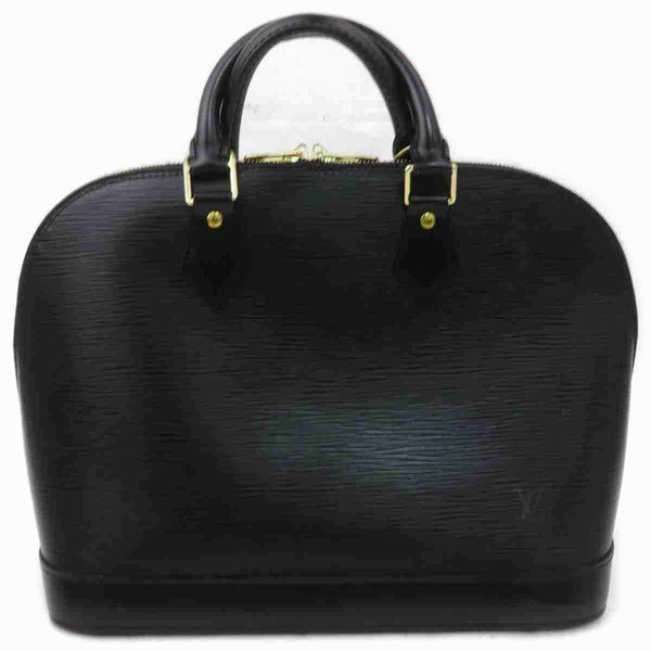 Louis Vuitton Hand Bag Alma Black Epi  (SHC7-11088)