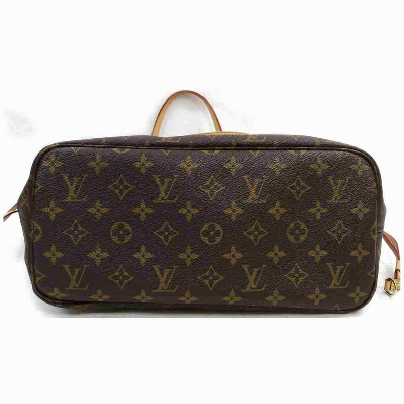 Louis Vuitton Tote Bag Neverfull Mm Brown Monogram  (SHC7-11127)
