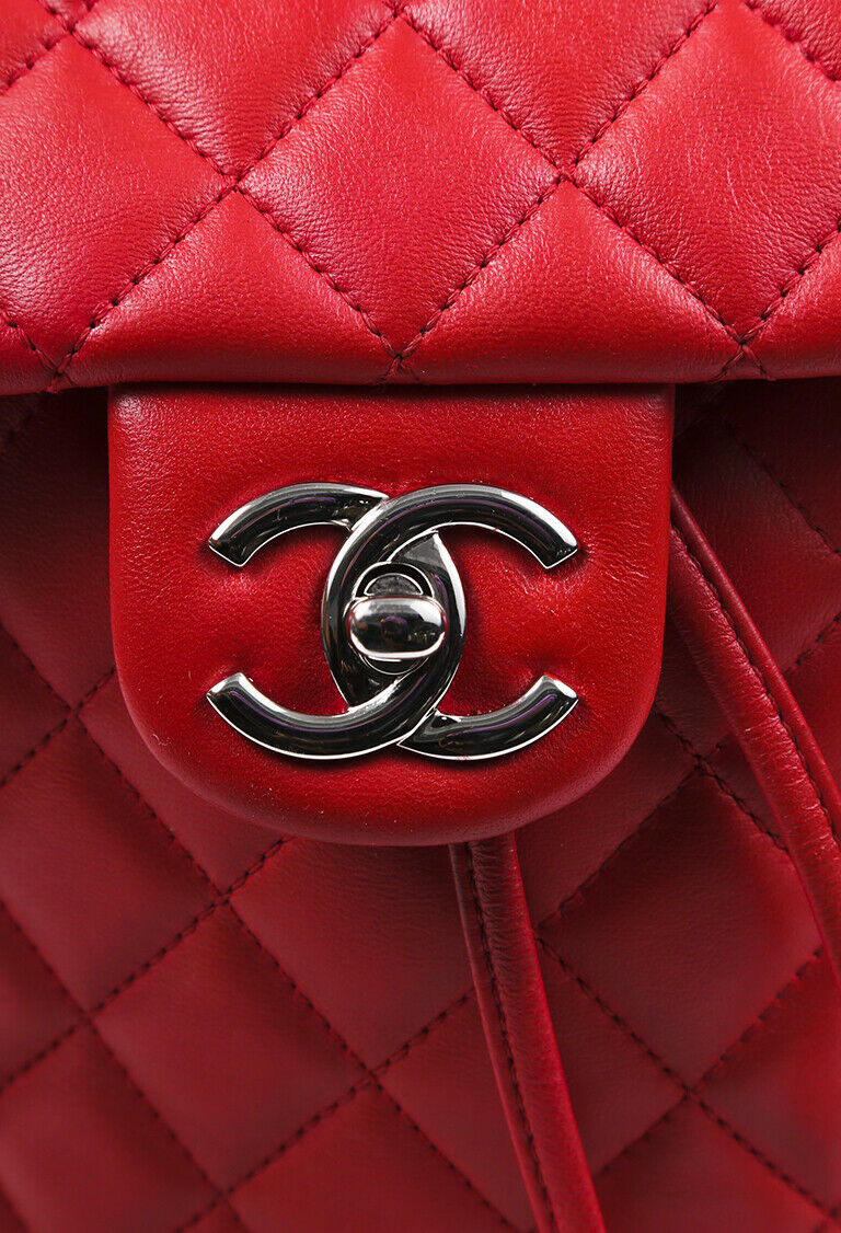 Chanel Small Urban Spirit Quilted Backpack