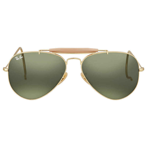 Ray Ban Outdoorsman Aviator Sunglasses RB3030 L0216 58