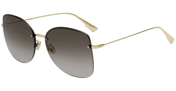 Dior Brown Ladies Sunglasses STELL7FS 0000 62 STELL7FS 0000 62