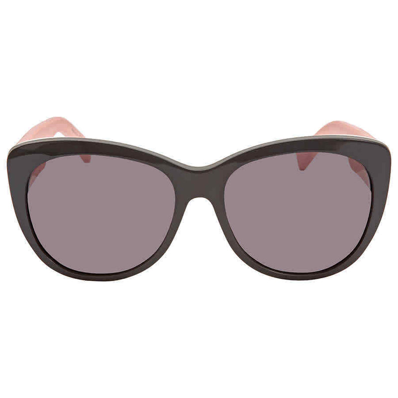 Dior Inedite Grey Butterfly Ladies Sunglasses DIOR INEDITE/S 0HDR 56