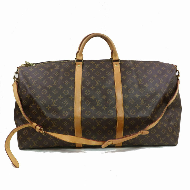 Louis Vuitton Boston Bag Keepall Bandouliere 60  (SHC7-10566)