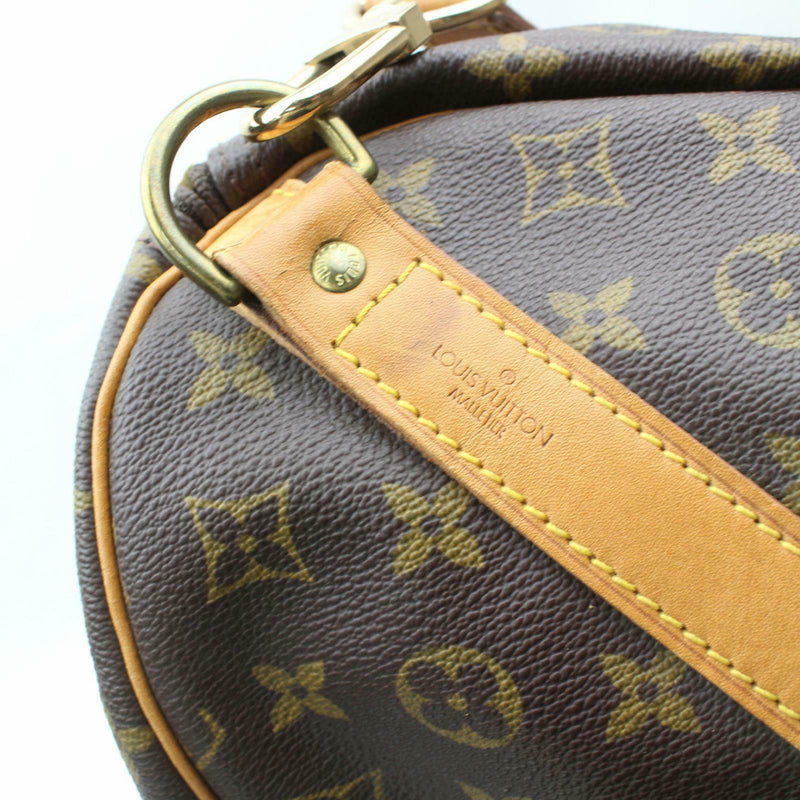Louis Vuitton Boston Bag Keepall Bandoliere 60  (SHC7-10928)