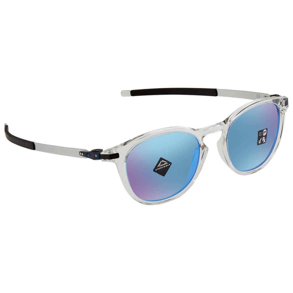 Oakley Pitchman R Prizm Sapphire Round Men's Sunglasses OO9439 943904 50