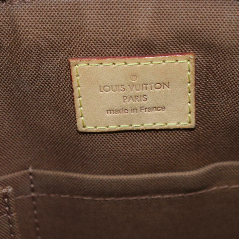 Louis Vuitton Hand Bag Tivoli Pm Brown Monogram  (SHC7-10302)