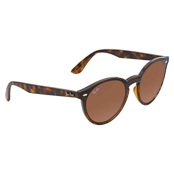 Ray Ban Brown Gradient Round Sunglasses RB4380N 710/13 37 RB4380N 710/13 37