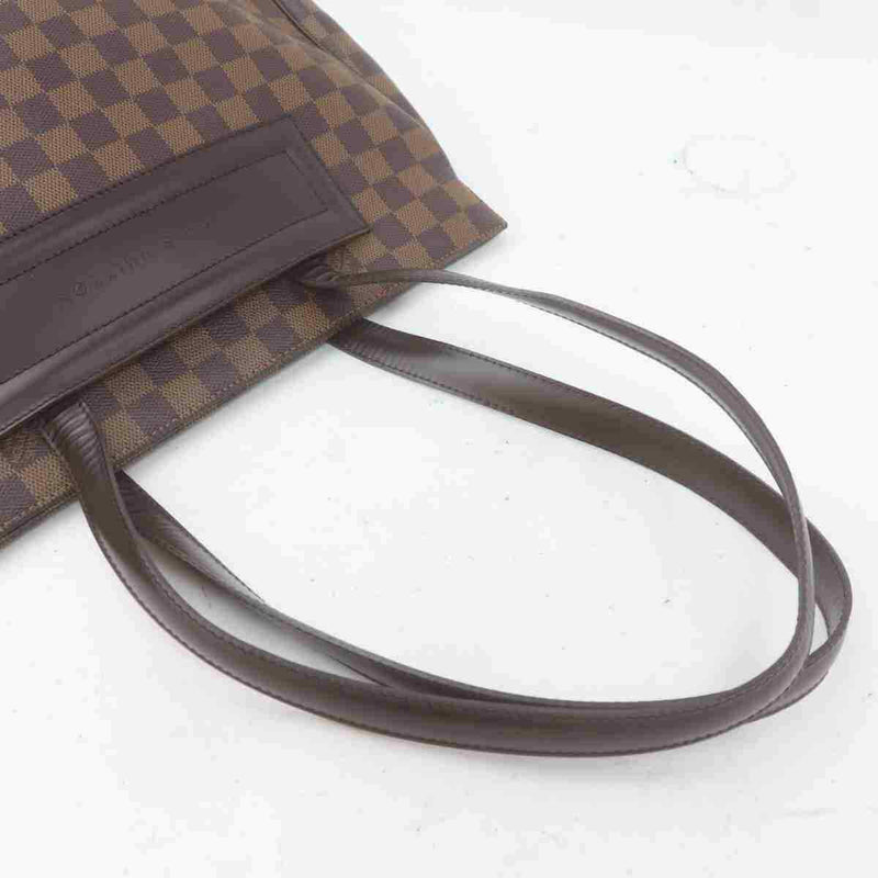 Louis Vuitton Tote Bag Parioli Pm Brown Damier  (SHC7-11099)