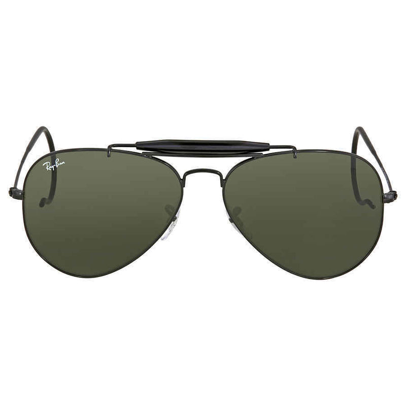 Ray Ban Outdoorsman Green Classic G-15 Men's Sunglasses RB3030 L9500 58
