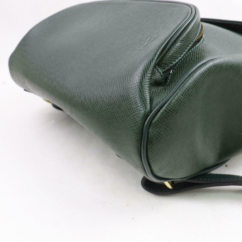 Louis Vuitton Back Pack Cassiar Green Taiga  (SHC7-10579)