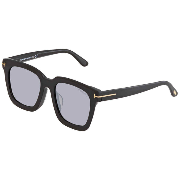 Tom Ford Square Ladies Sunglasses FT0690-F01C53 FT0690-F01C53
