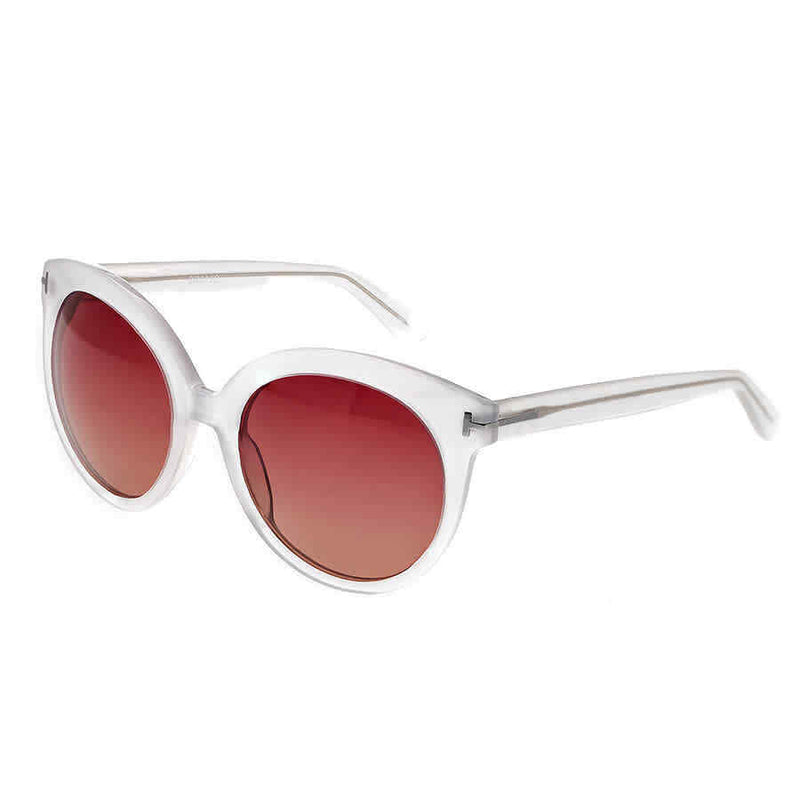 Bertha Violet Acetate Sunglasses BRSBR012C