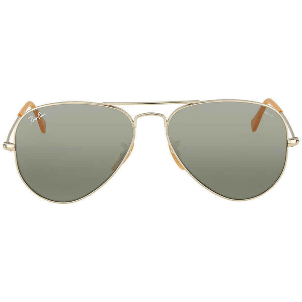 Ray Ban Blue Photocromic Sunglasses RB3025 9065/I5 55