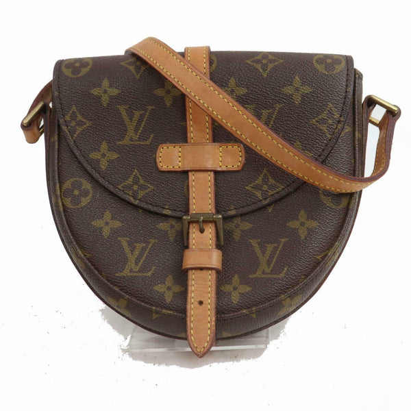Louis Vuitton Shoulder Bag Chantilly Pm Brown Monogram (SHC1-16066)