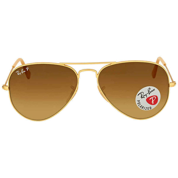 Ray Ban Brown Men's Sunglasses RB3025 112/M2 55 RB3025 112/M2 55