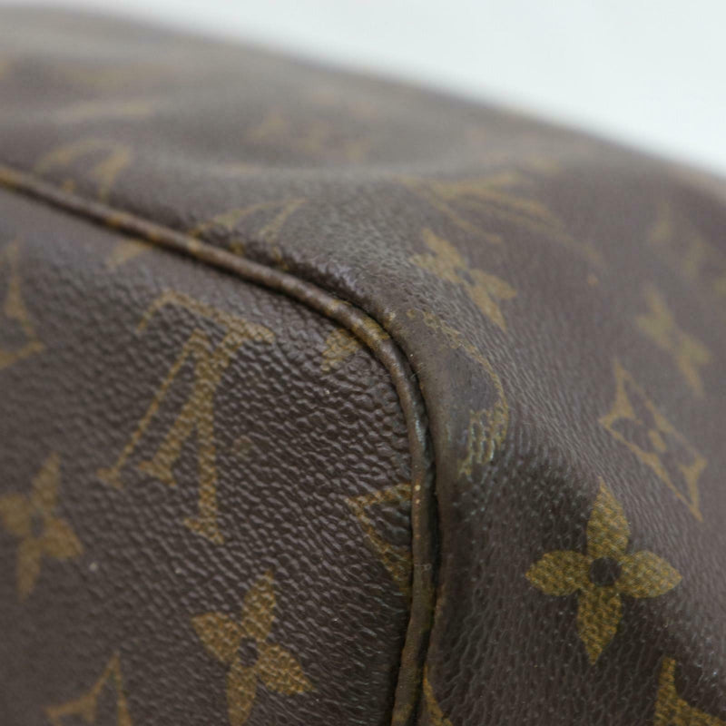 Louis Vuitton Tote Bag Neverfull Gm Brown Monogram  (SHC7-11033)