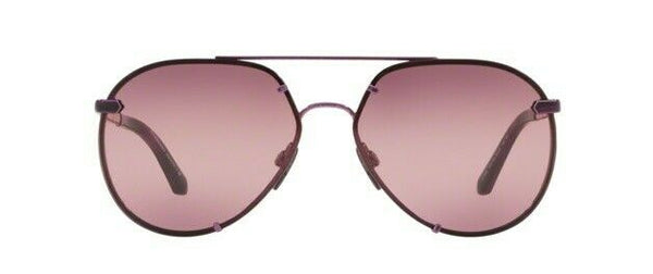 Burberry Pink / Violet Gradient Aviator Ladies Sunglasses BE3099 1270/W9