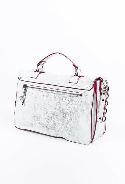 Proenza Schouler Medium PS1 Crackle Satchel