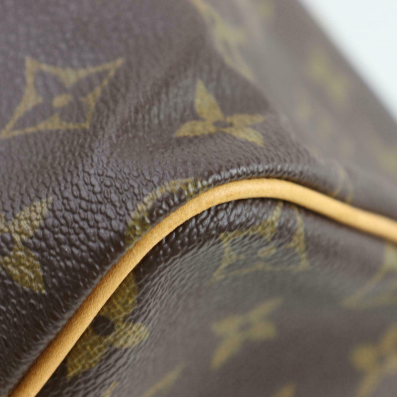 Louis Vuitton Hand Bag Speedy 30 Brown Monogram (SHC7-10985)
