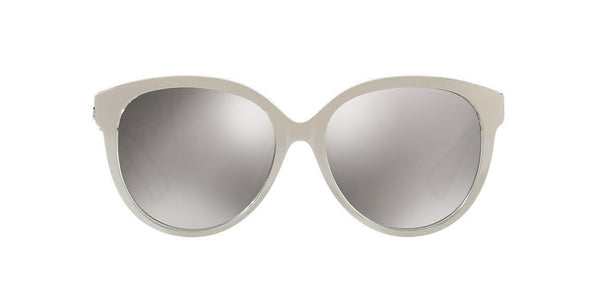 Dior Sup silver mirror Cat Eye Ladies Sunglasses DIORAMA2 TGU/DC 56